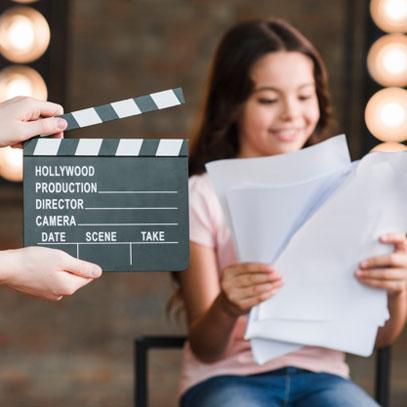 دوره های بازیگری کودک هنر و سینما