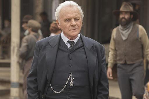 انتونی هاپکینز در سریال west world